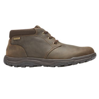 Trail Technique Waterproof Mid Boot, DARK BROWN