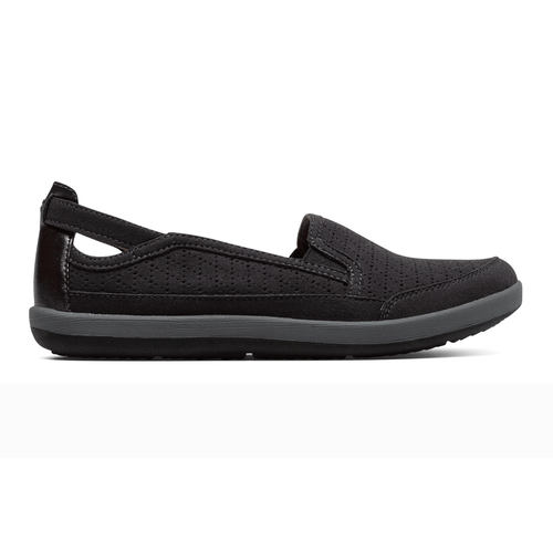 Zahara Slip On Cobb Hill by Rockport in Black