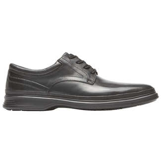DresSports II Lite Plain Toe, BLACK