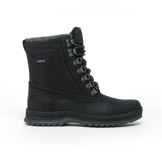 World Explorer High Boot in Black