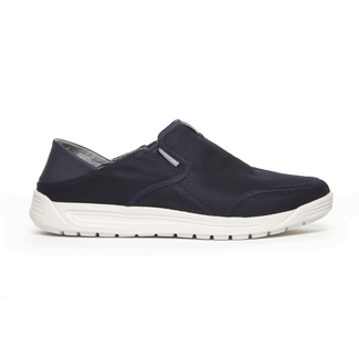 Randle Mesh Slip-On Comfortable Men's Shoes in Navy