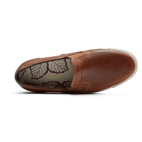 Path to Greatness Slip On in Brown