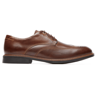 Classic Break Wingtip in Brown