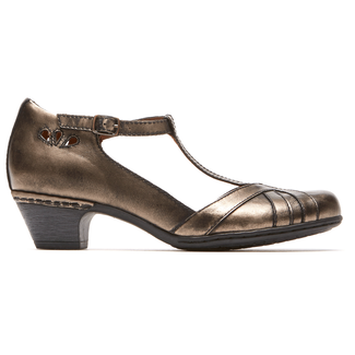 Angelina Cobb Hill by Rockport in Brown