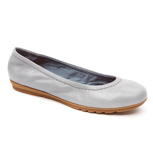 Rockport Women's Blue Total Motion Ballet