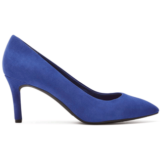 Total Motion Pointed Toe PumpTotal Motion Pointed Toe Pump - Women's Cobalt Blue Heels