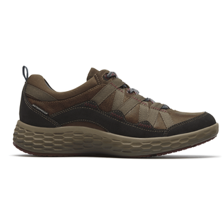 Cobb Hill FreshExcel Waterproof Lace Up, BROWN2