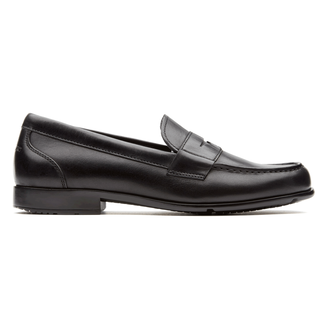 Classic Loafer Penny, BLACK
