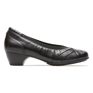 Provence Patsy Pumps in Black