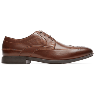Style Connected Wingtip in Brown
