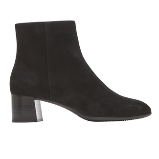 Total Motion Novalie Bootie 2, BLACK SUEDE