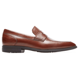 Fairwood Penny Slip On in Brown
