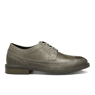 Grafton Grayson Wingtip in Grey
