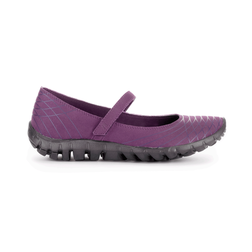 truWALKzero Welded Mary Jane, Women's Purple Walking Shoes