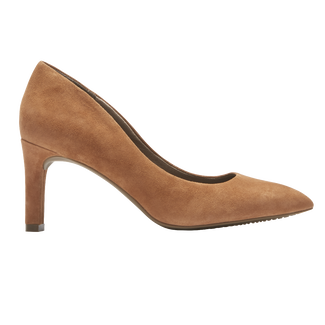 Total Motion Valerie Luxe Pump, COCONUT SUEDE
