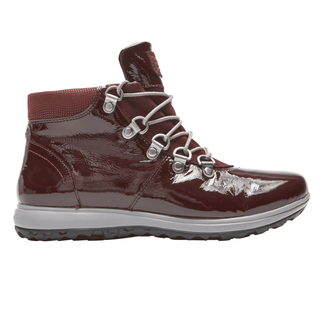 XCS Britt Alpine Waterproof Low Boot, MERLOT