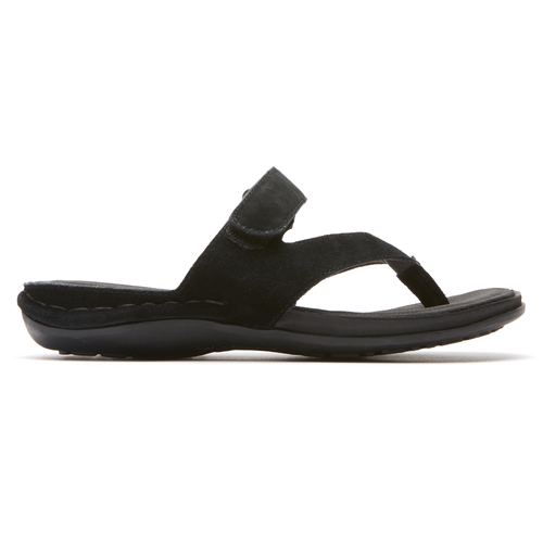 Made to Move Thong Women's Sandals in Black