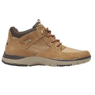 Kingstin Waterproof Mid Boot, DARK TAN