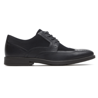 DresSports Modern Wingtip in Navy