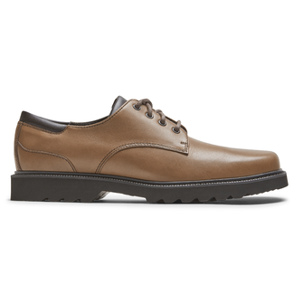 Northfield - Men's  Dark Brown Dress Shoes