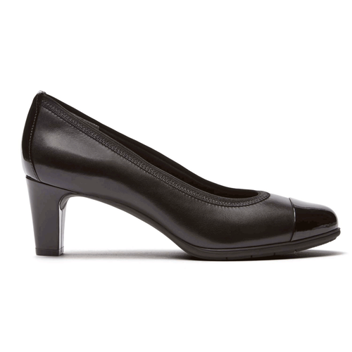 Rockport Total Motion Melora Heel - Available In Extended Sizes BUomuD