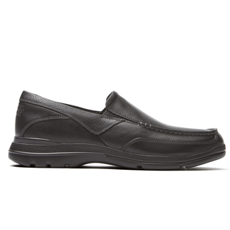 City Two Slip-On in Black