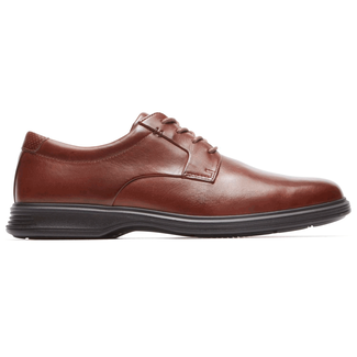DresSports 2 Lite Plain Toe Oxford, NEW BROWN LEA