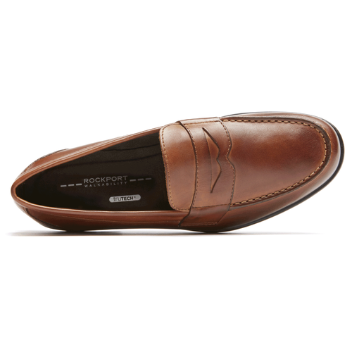 Classic Loafer Lite Penny Men's Shoes in Brown