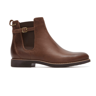 Rockport Women's Brown Alanda Chelsea