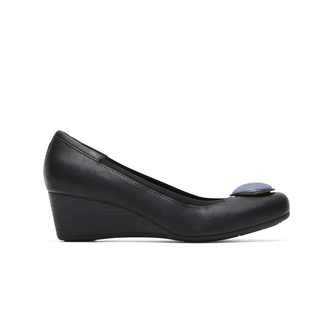 Total Motion Stone Pump in Black