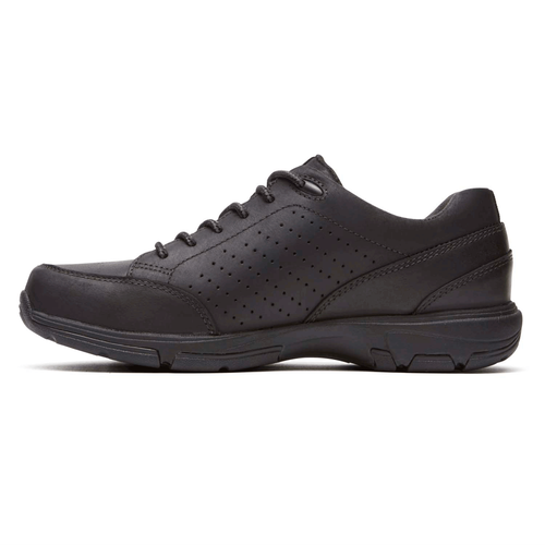 Rockport Men's Black Make Your Path Lace Up