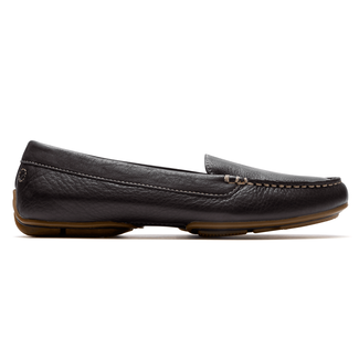 Shore Bets II Seaworthy Moc Women's Shoes in Black
