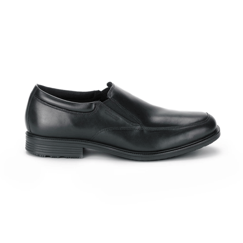 Essential Details Waterproof Slip OnEssential Details Waterproof Slip On - Men's Black Dress Shoes