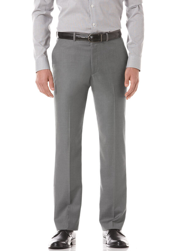 Sharkskin Solid Suit Pant, , hi-res