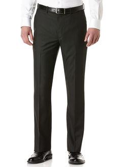 Modern Fit Stripe Portfolio Pant, Black, hi-res