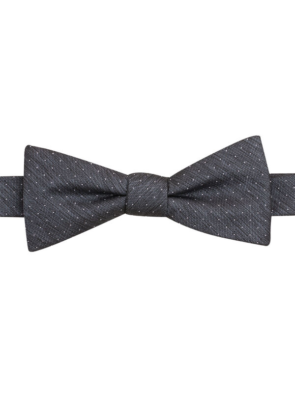 San Marino Dot Bow Tie, Black, hi-res
