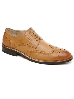 Portfolio Oxford Dress Shoe, Tan, hi-res
