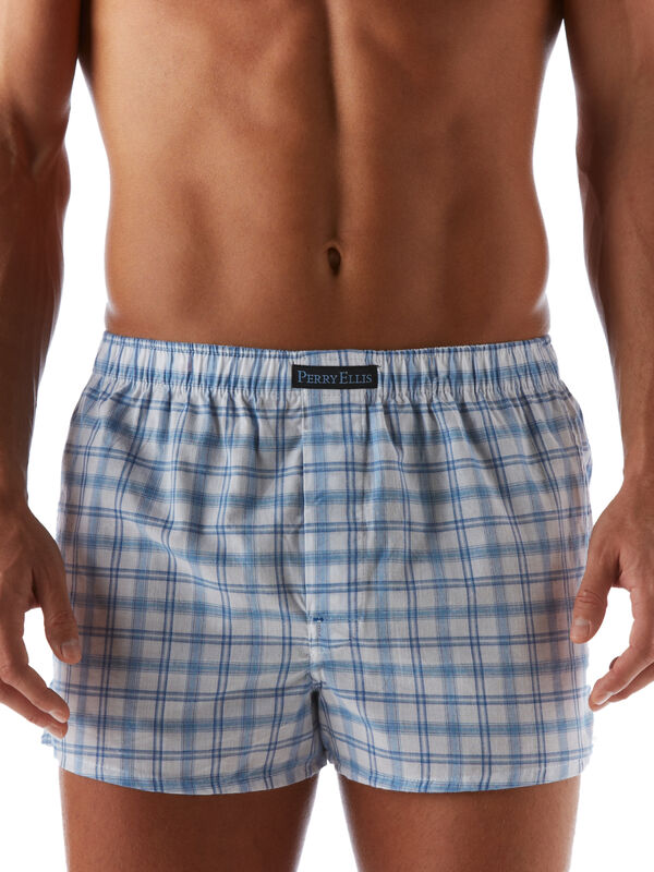 3 Pack Woven Pattern Boxers, Asst, hi-res