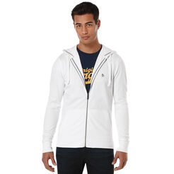 P55 BASIC HOODIE, Bright White, hi-res
