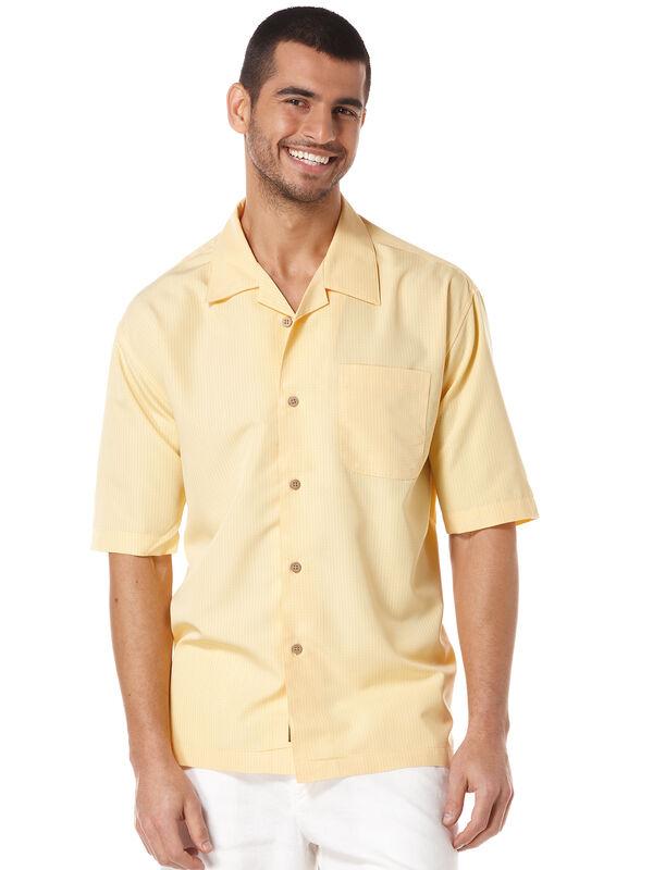 Short Sleeve Shadowbox Camp Shirt, , hi-res
