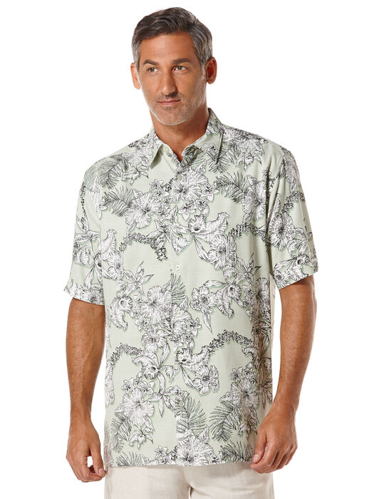 Tropical All-Over Print Shirt, , hi-res