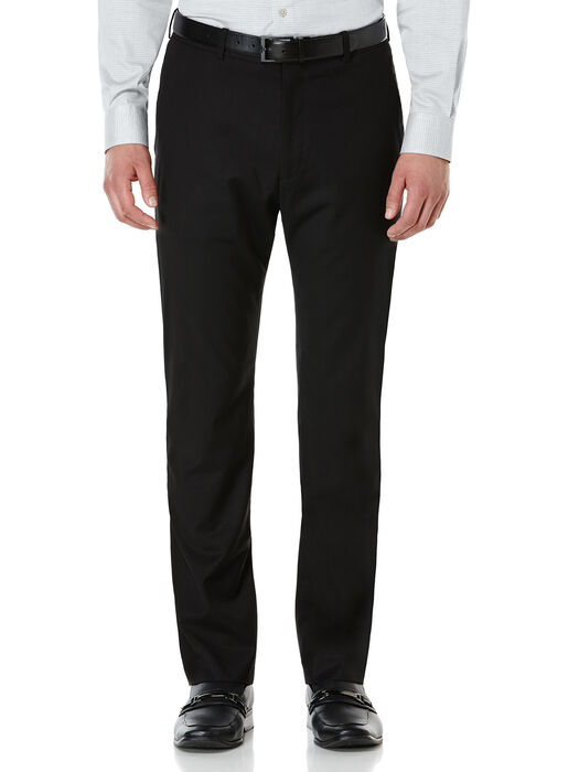 Modern Fit Twill Portfolio Dress Pant, Black Ice, hi-res