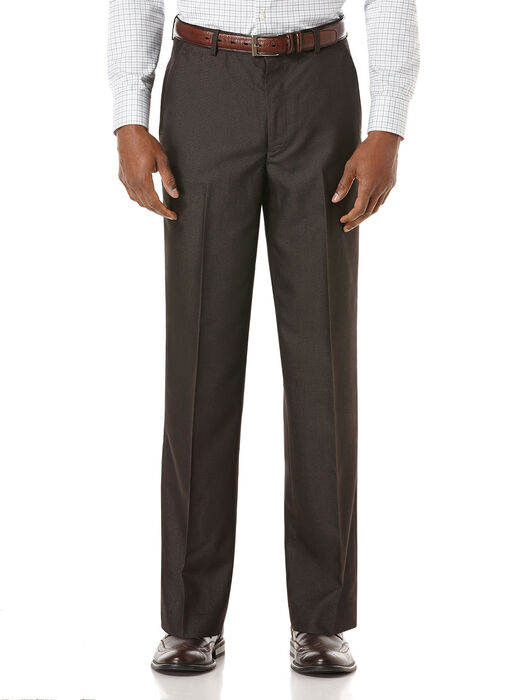 Classic Fit Suit Pant, Black, hi-res