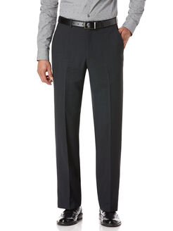 Tonal Plaid Suit Pant, Keystone, hi-res