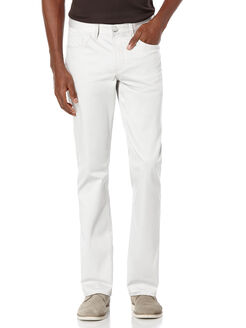 Slim Fit Stretch Satin Jean, Cannon, hi-res