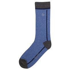 THE EARL SOCK, Slate Blue, hi-res