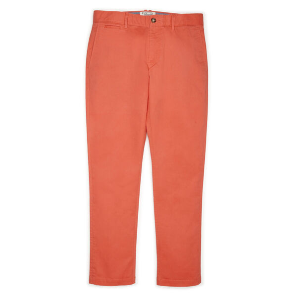 P55 SLIM STRETCH CHINO, Spiced Coral, hi-res