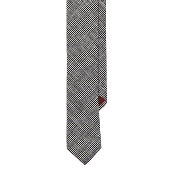 BRICK MINI TIE, Black, hi-res