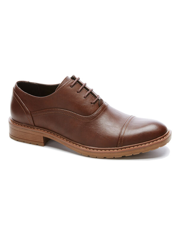 Jess Dress Shoe, Cognac, hi-res