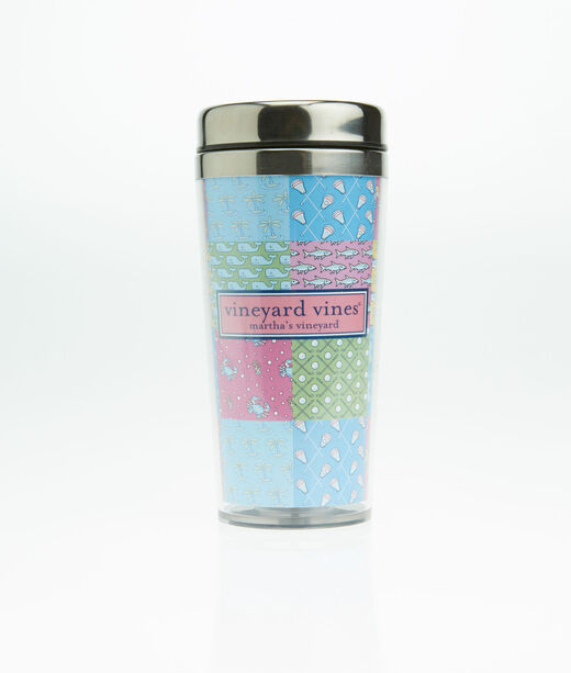 Patchwork Thermos